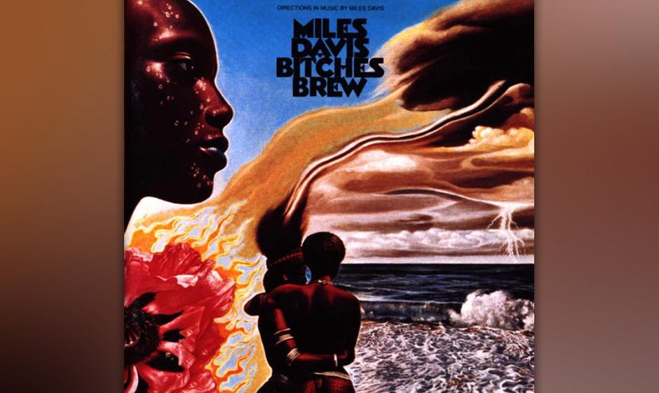 Miles Davis – 'Bitches Brew' (1970). Als sich Pop in eine Angelegenheit für jedermann verwandelte, verlor der Jazz die Fä