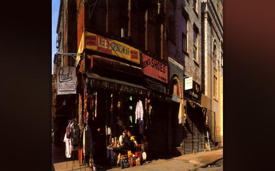 Beastie Boys – 'Paul's Boutique' (1989). Wir alle haben zu Licensed To Ill gesoffen und zu Check Your Head geskatet, klar
