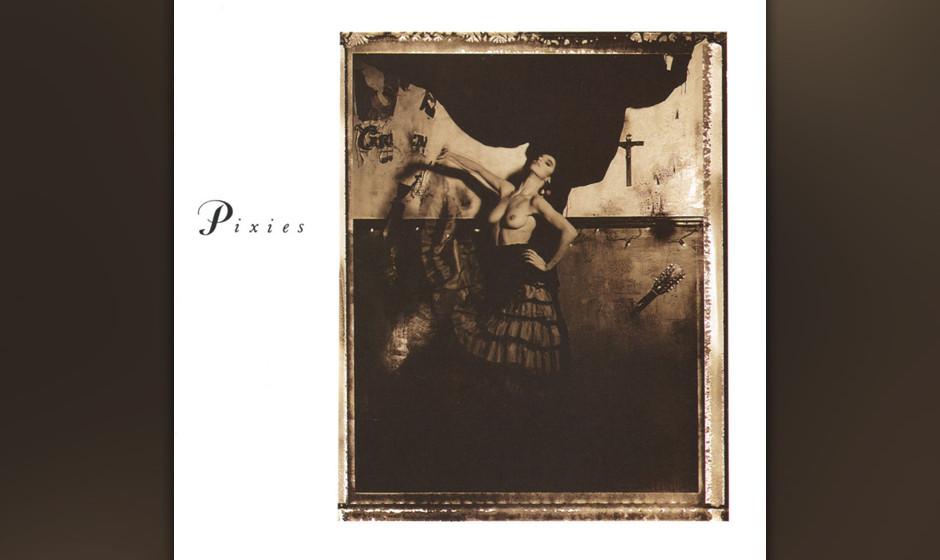 Pixies – 'Surfer Rosa' (1988). Niemand schrie seine Klagen über unterdrückte Sexualität lauter heraus als Black Francis,