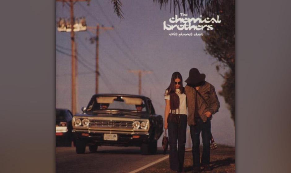 """The Chemical Brothers – 'Exit Planet Dust' (1995). Kommerziellen Erfolg ernteten sie erst mit """"Setting Sun"""" und """"Bloc"""