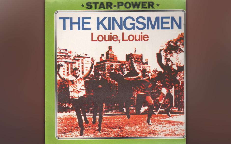 """The Kingsmen –""""Louie Louie"""" (1963). Die Geburt des Garagenrock verlief gebührend: Eine unbekannte weiße Band aus Port"""