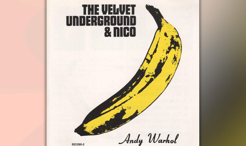 The Velvet Underground And Nico – 'The Velvet Underground & Nico' (1967). Velvet Undergound fuhren die Sixties noch vor ihr