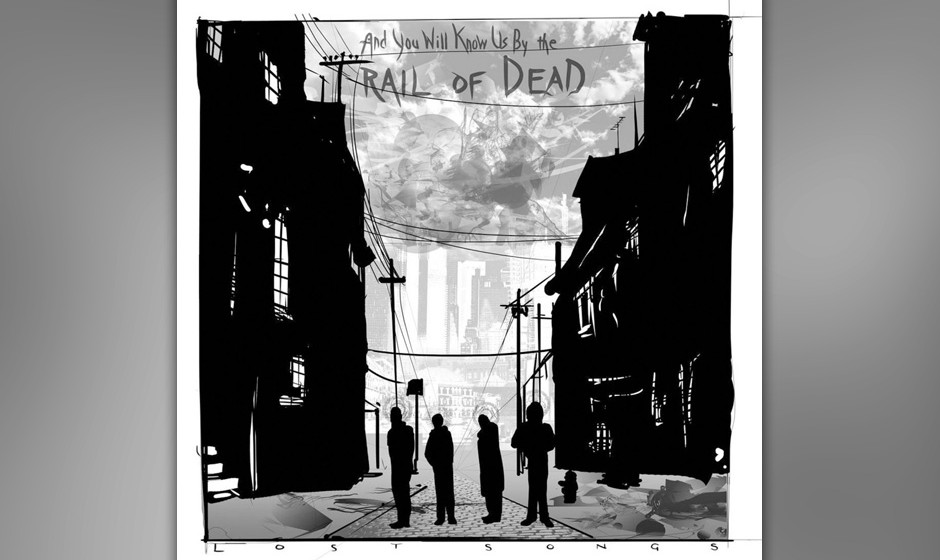 … And You Will Know Us By The Trail Of Dead – Lost Songs