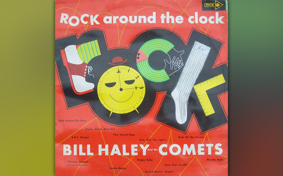 Bill Haley and his Comets – Rock around the Clock (1954)