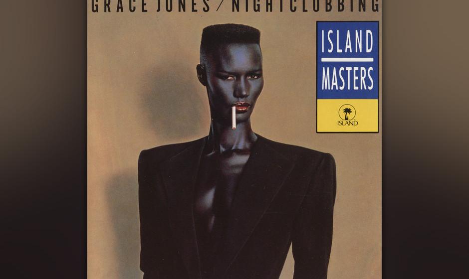 Grace Jones –Nightclubbing (1981)