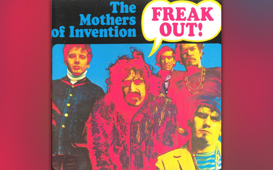 The Mothers Of Invention – Freak Out (1966)