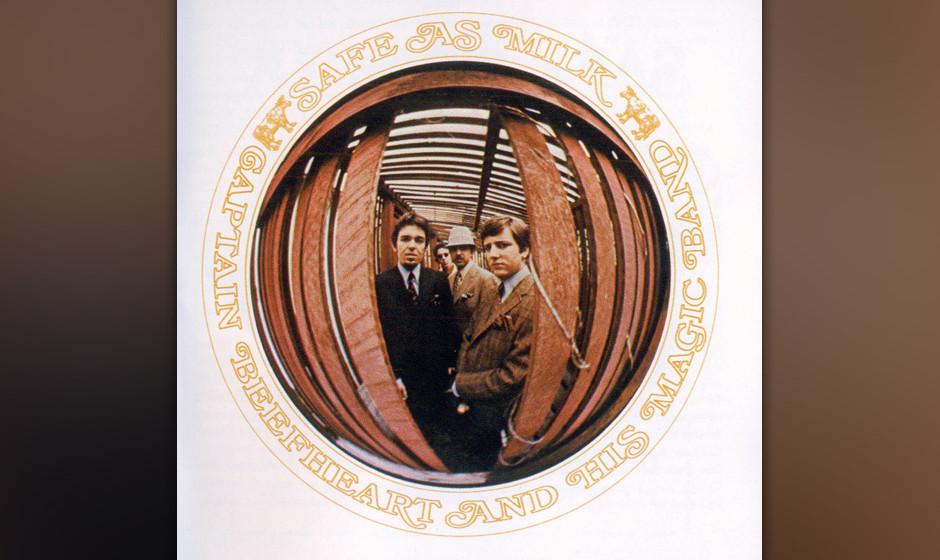 Captain Beefheart & The Magic Band –Safe As Milk (1967)