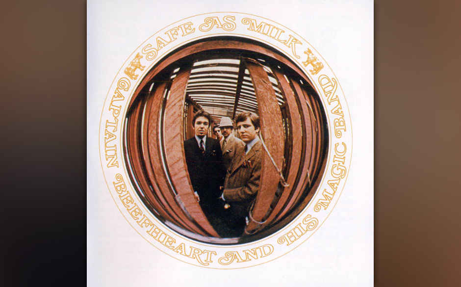 Captain Beefheart & The Magic Band – Safe As Milk (1967)