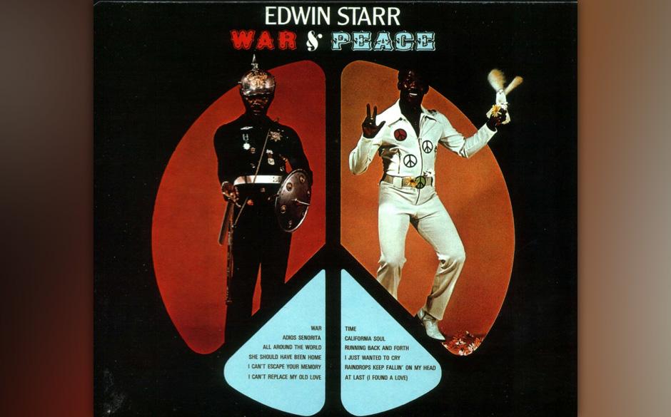 Edwin Starr –War (1970)