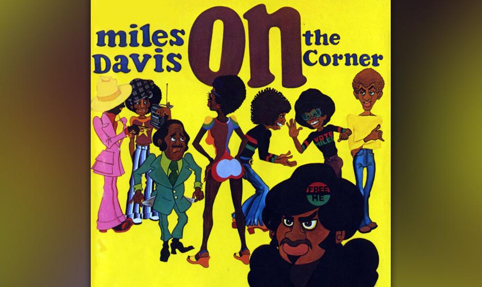 Miles Davis –On The Corner (1972)