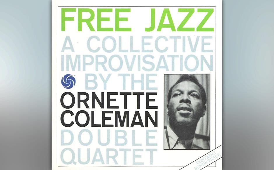 Ornette Coleman –Free Jazz (1960)