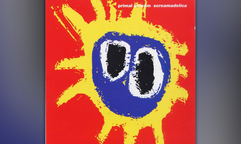Primal Scream –Screamadelica (1991)