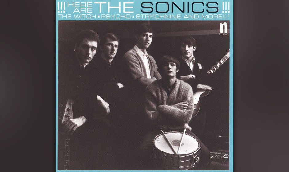 The Sonics – Here are the Sonics!!! (1965)