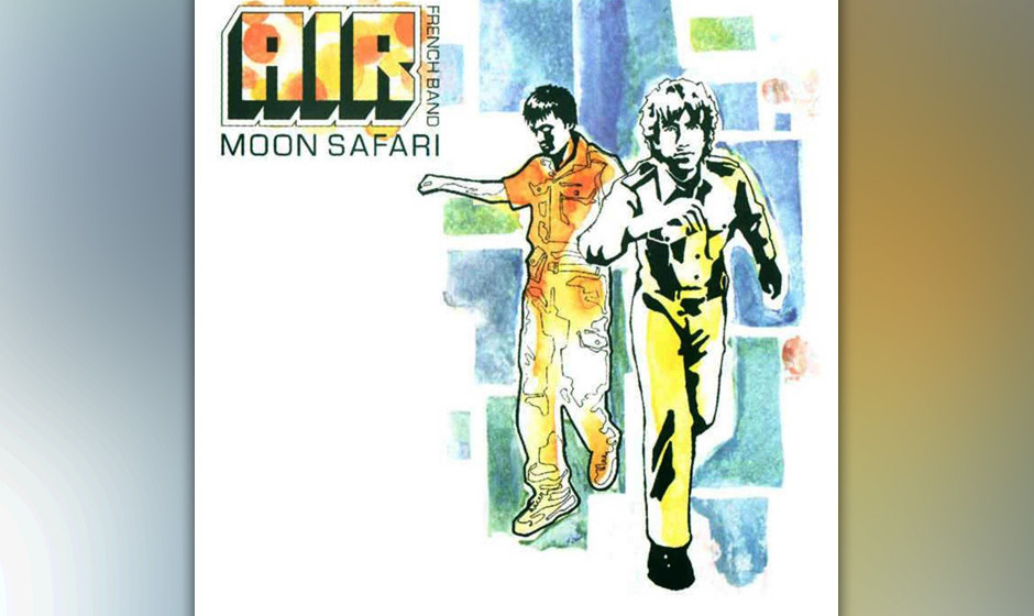 Air – Moon Safari (1998)