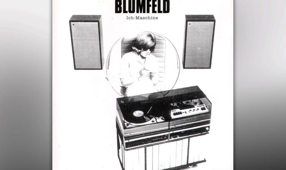 Blumfeld – Ich-Maschine (1992)