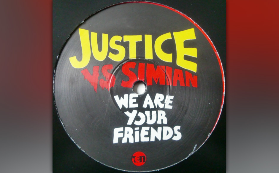 Justice v. Simian – We Are Your Friends (2006)
