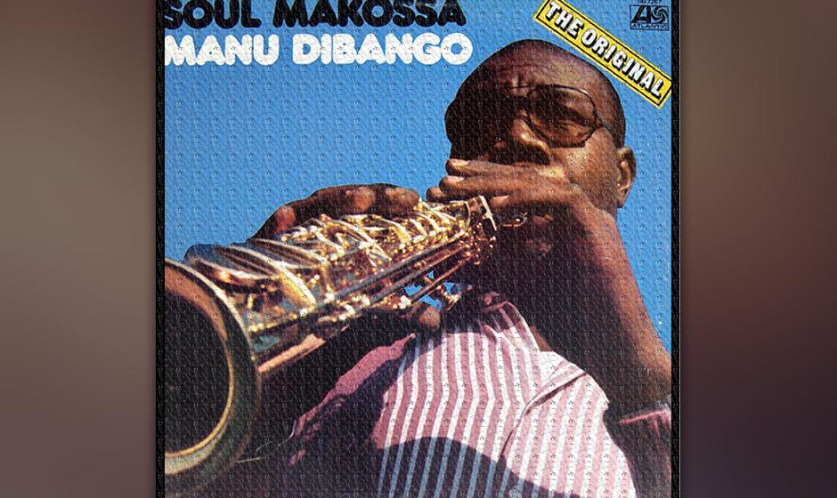 Manu Dibango –Soul Makossa (1972)
