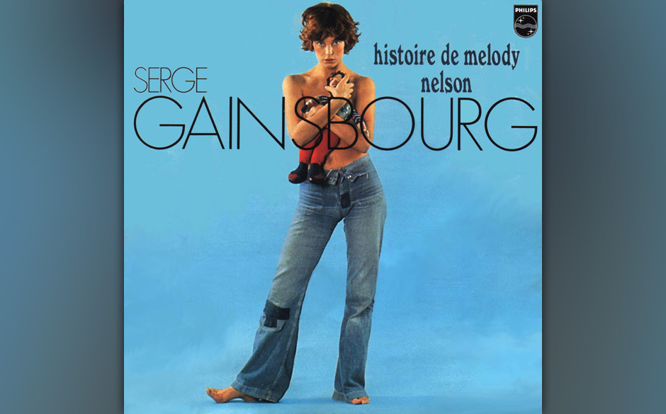 Serge Gainsbourg – Historie de Melody Nelson (1971)