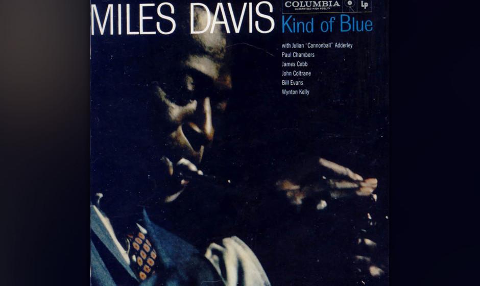 Miles Davis – Kind Of Blue (1959)