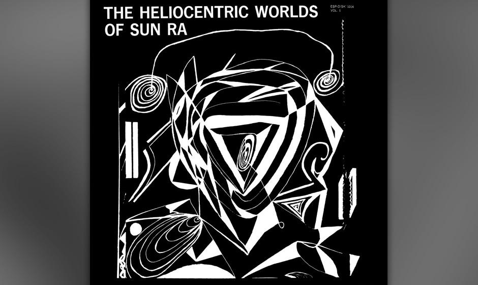 Sun Ra – The Heliocentric Worlds of Sun Ra (1965)