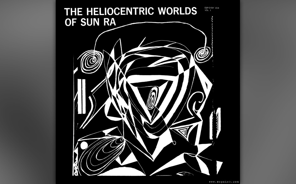 Sun Ra – The Heliocentric Worlds of Sun Ra (1965)