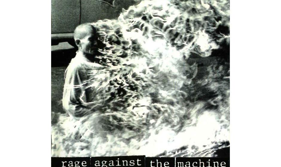 Rage Against The Machine –Rage Against The Machine (1992)