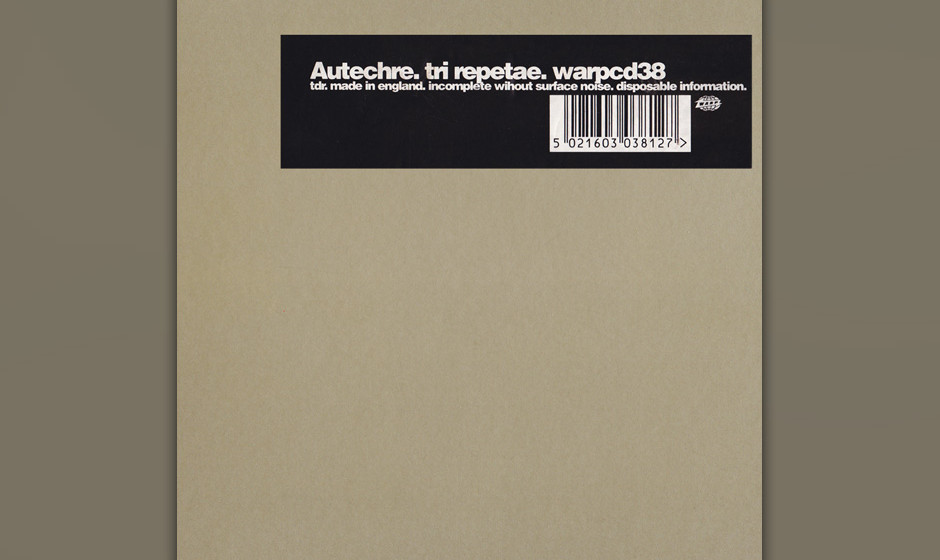 Autechre – Tri Repetae (1995)