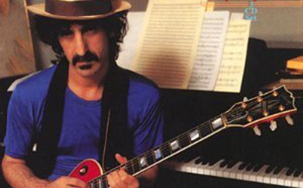 Frank Zappa: Inca Roads