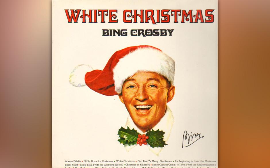 15 Millionen oder mehr verkaufte Einheiten: Bing Crosby – 'White Christmas'