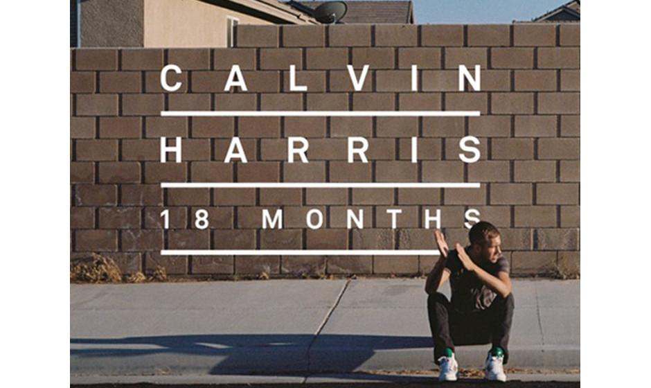 Calvin Harris '18 Months'