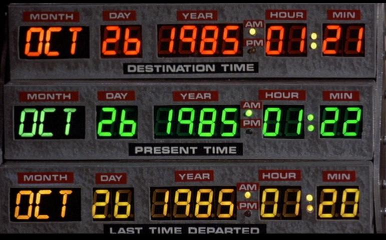 26. Oktober 1985