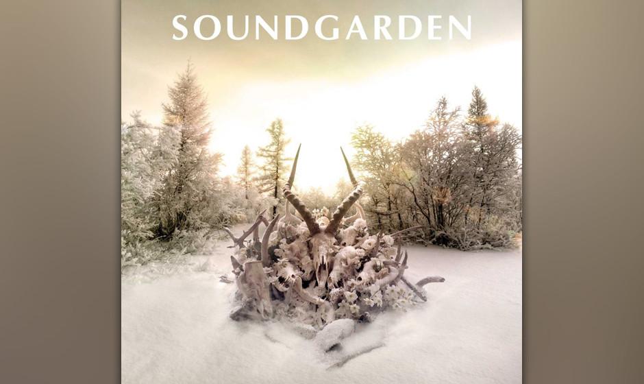 Soundgarden: King Animal (9.11.)