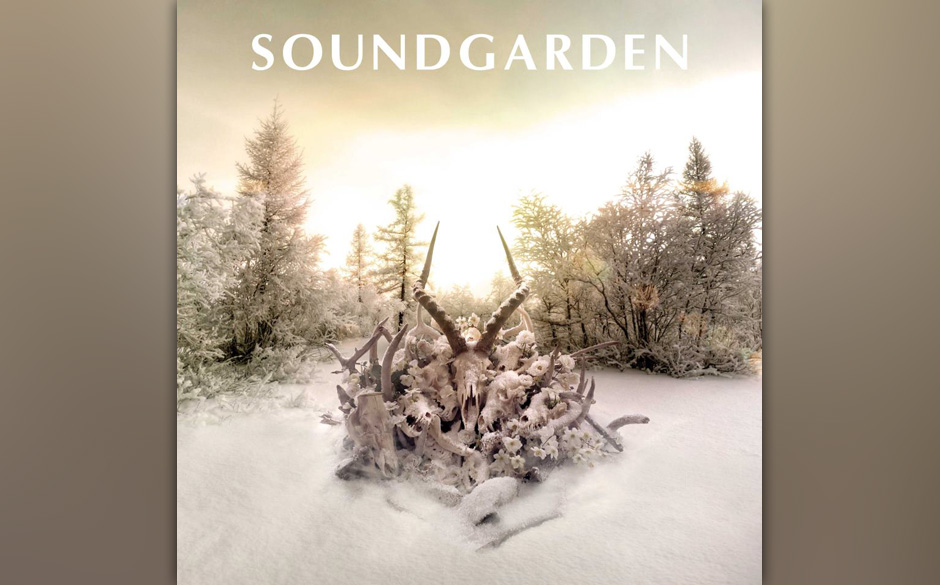 Soundgarden: King Animal (9.11.)