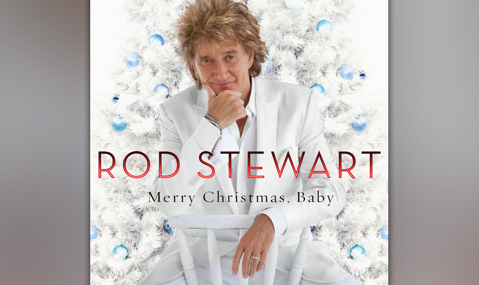 Rod Stewart, 'Merry Christmas, Baby' Set for October 30th Release.  (PRNewsFoto/The Verve Music Group)