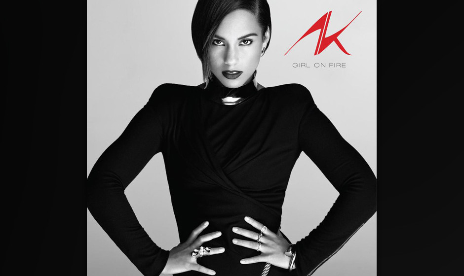Alicia Keys: Girl On Fire (23.11.)