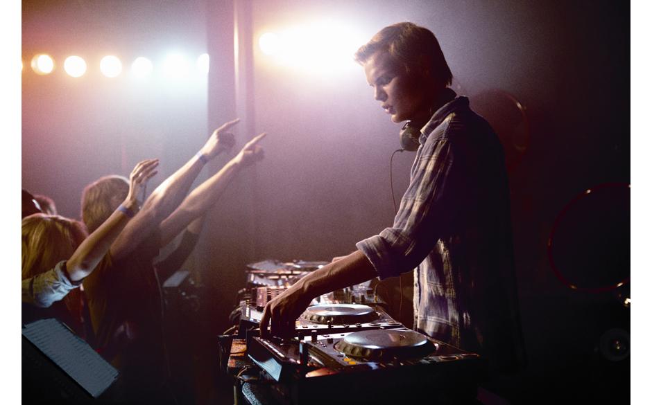Avicii: nominiert als 'Bester Electronic Act'