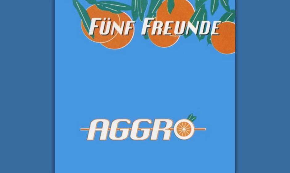 Herz-Platte: Fünf Freunde - Aggro