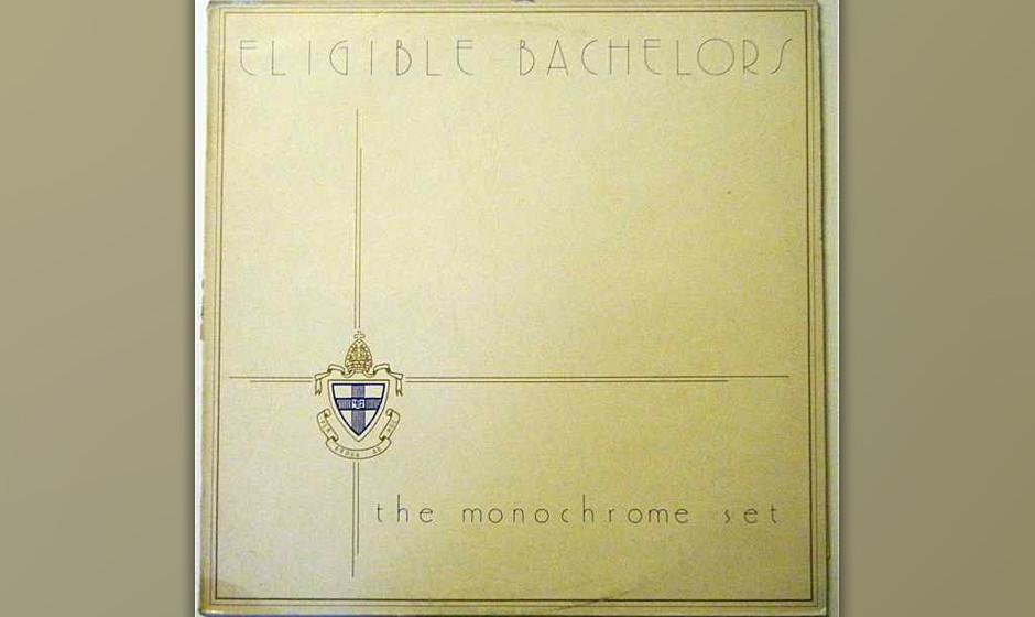 Herz-Platte: Eligible Bachelors - The Monochrome Set