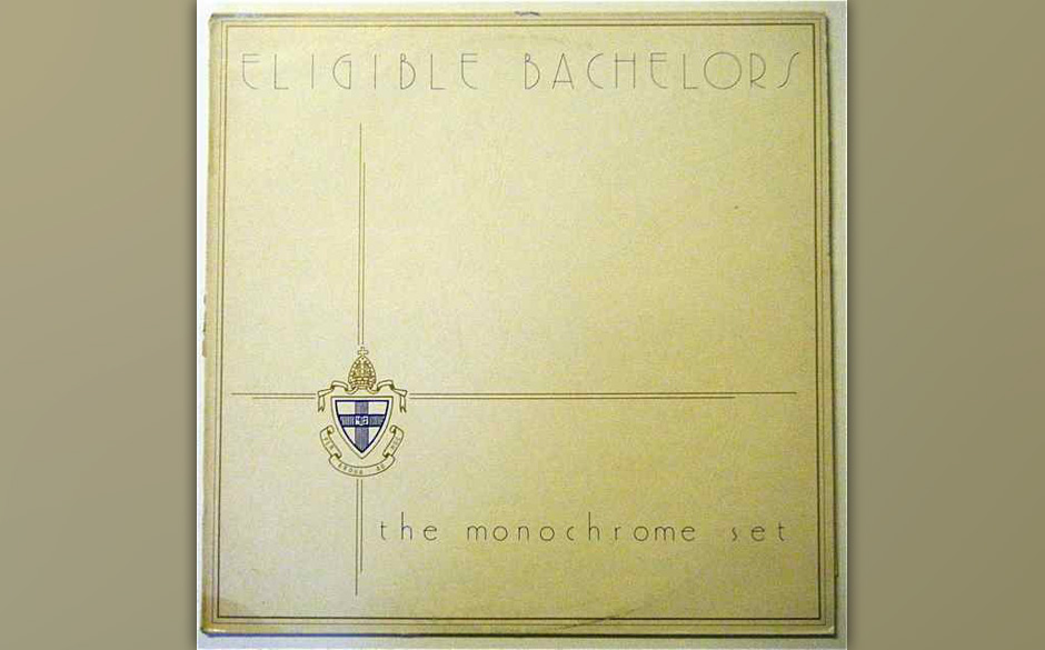 Herz-Platte: Eligible Bachelors - The Monochrome Set