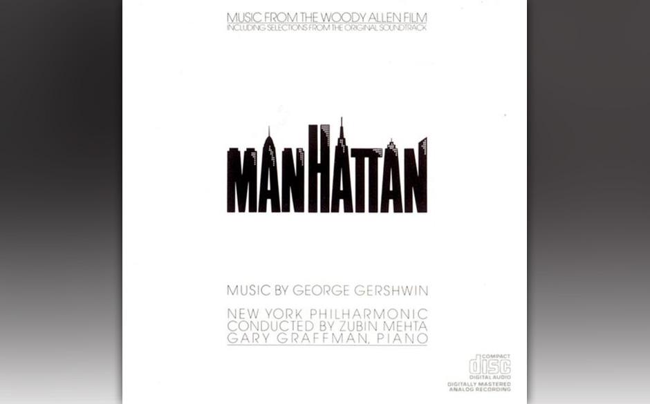 Herz-Platte: George Gershwin - Manhattan (O.S.T.)