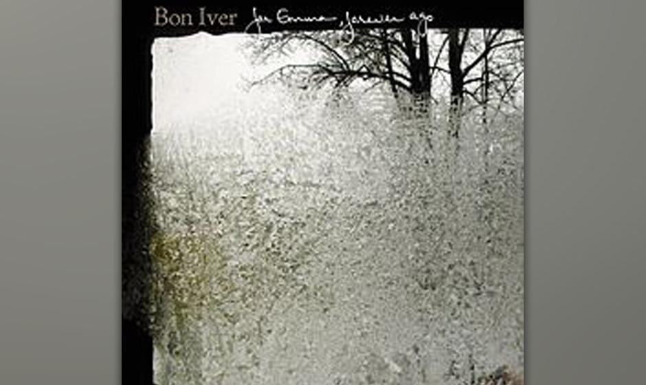 Herz-Platte: Bon Iver - For Emma, Forever Ago