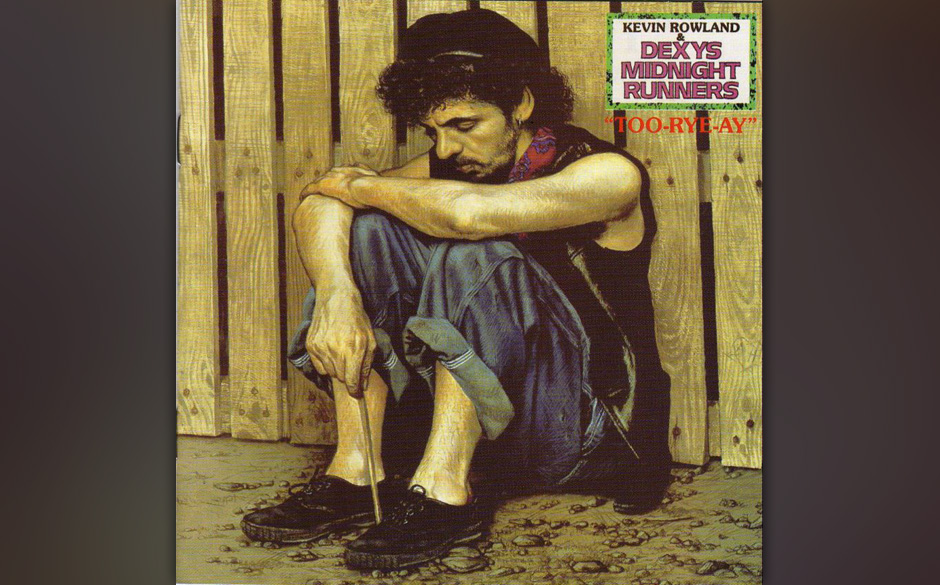 Herz-Platte: Dexy's Midnight Runners - Too-Rye-Ay