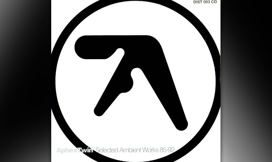 Herz-Platte:  Aphex Twin - Selected Ambient Works 85-92