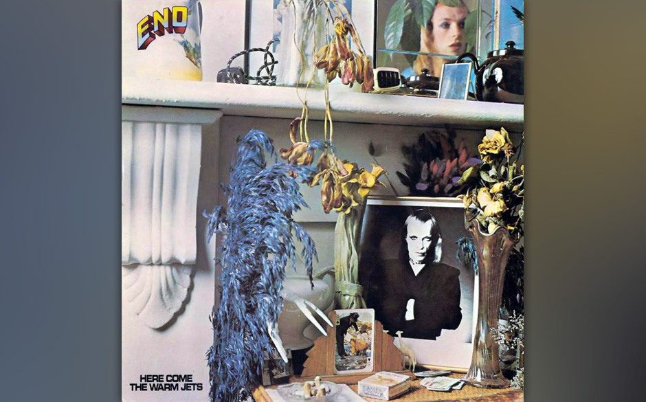 Herz-Platte: Brian Eno - Here Come The Warm Jets