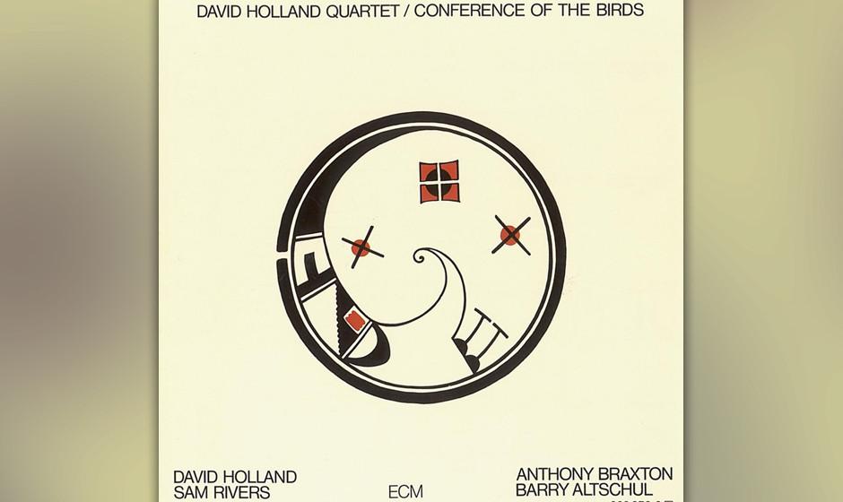 Herz-Platte: Dave Holland Quartett Conference Of The Birds