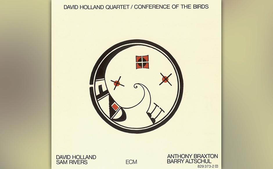 Herz-Platte: Dave Holland Quartett Conference Of The Birds