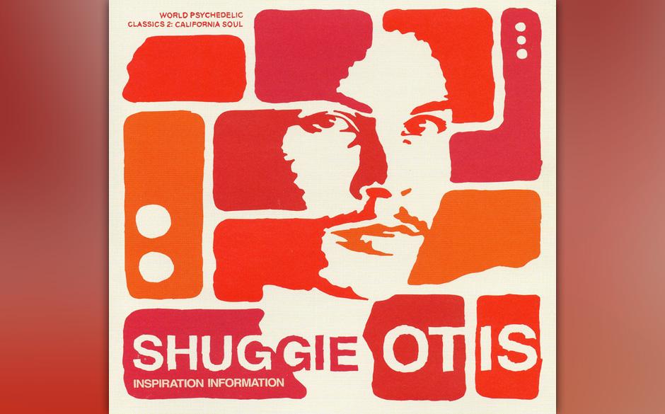 Herz-Platte: Shuggie Otis - Inspiration Information