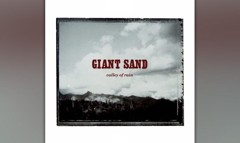 Herz-Platte: Giant Sand - Valley Of Rain