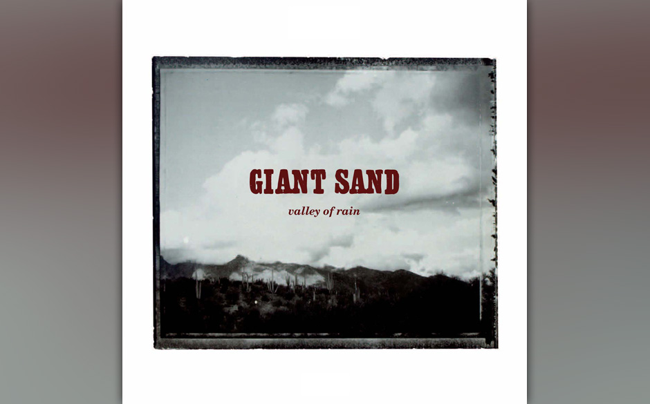 Herz-Platte: Giant Sand - Valley Of Rain
