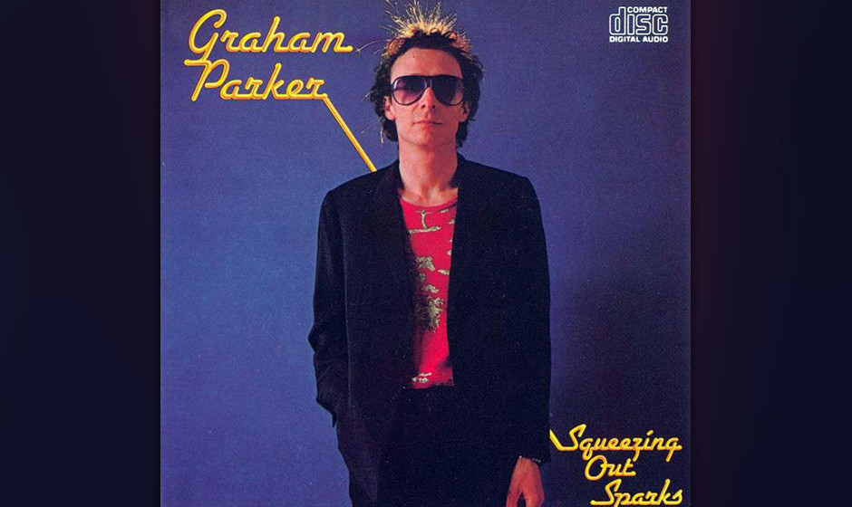 Herz-Platte: Graham Parker - Squeezing Out Sparks
